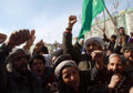 Hundreds rally against civilian killings in ISAF raid in Sarobi