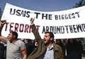 Hundreds of students protest Afghan civilian killings