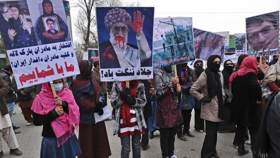 IRAN KILLING WOMEN