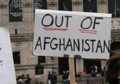 Majority in U.S. say leave Afghanistan