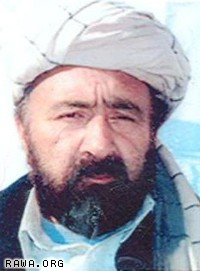 Qabol Khan was killed by US troops