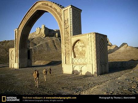 Qala-E-Bost Arch, Afghanistan