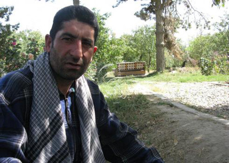 Rahmatullah Nikzad reporter taken by NATO forces