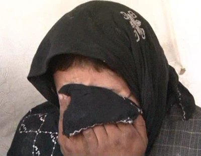 Samia, rape victim in Afghanistan
