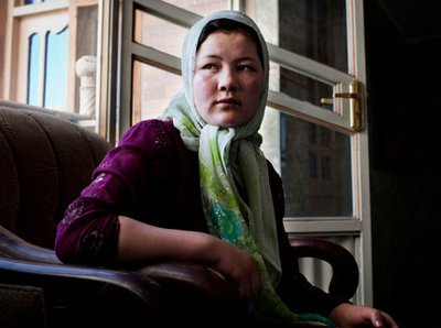 Sakhina victim of forced marriage