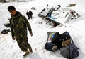 Afghan avalanches kill 165, rescue underway