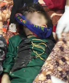Man kills his 9 year old wife in Afghan province