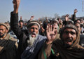 Hundreds demonstrate against war criminals in Afghanistan