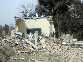 School blown up in Nangarhar