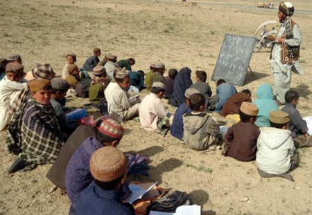 Insurgent threats shut Farah schools