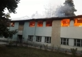 School sets on fire in Afghanistan's northern Takhar province