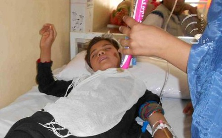 Schoolgirls poisoned in Takhar