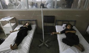 64 school girls poisoned in central Maidan Wardak province