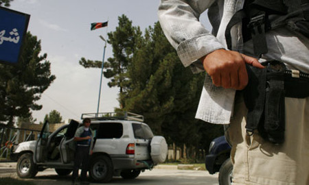 Security firms in Afghanistan rob people