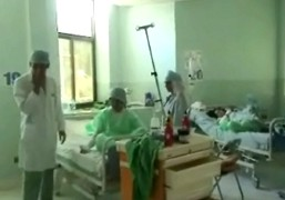 Self-immolation in Paktia Hospital