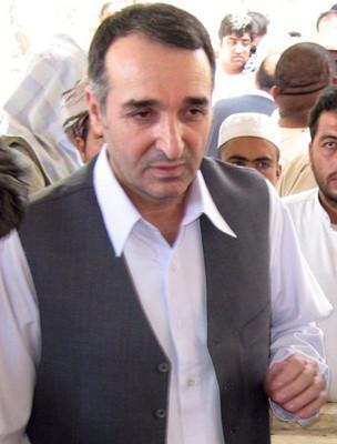 Shah Wali Karzai