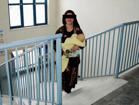 Female prison inmate