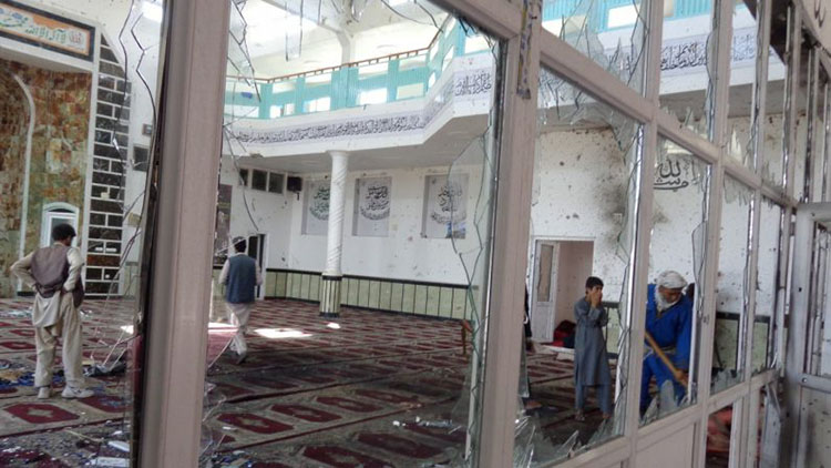 At least 29 Shia worshippers killed in Paktia, Afghanistan, Aug 4, 2018