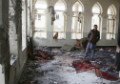 Afghanistan Kabul mosque suicide attack kills dozens