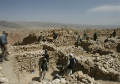 Ancient room discovered in Jalrez mountains