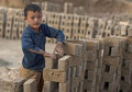 "Kabul's ""unnoticed"" child workers"