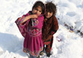 Cold weather kills 7 children in Takhar