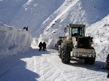 Avalanches in Salang Tunnel on 8-9 February killed over 15 passengers and wounded dozens more, government said