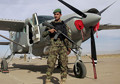 Afghan Air Force Probed in Drug Running