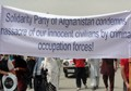 The Afghan anti-war movement grows