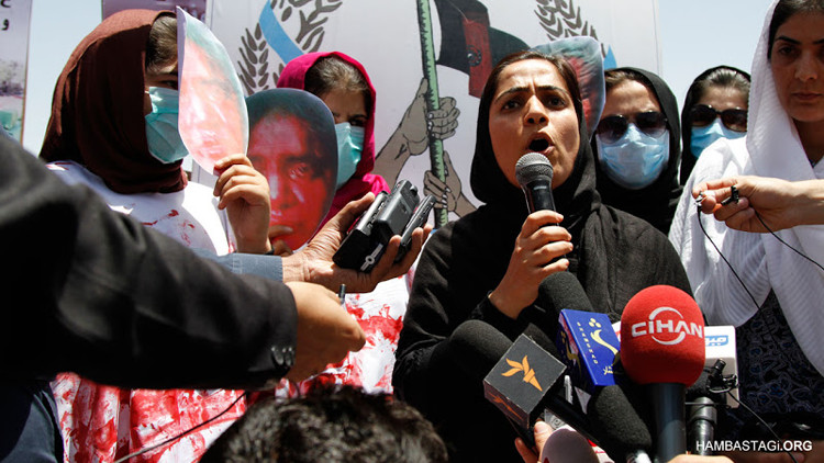 SPA protest against Farkhunda's sentence