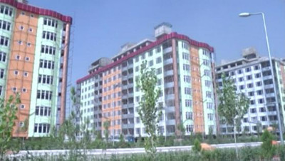 Stanikzai City an apartment complex in Kabul