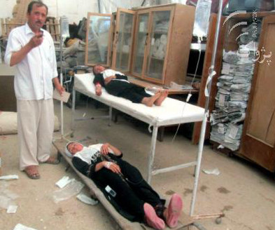 Female students poisoned in Jawzjan
