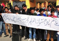 Students protest renaming of university in Kabul