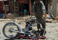 Afghan official: Blast kills 22 civilians