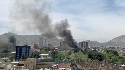 Taliban attack Counterpart office in heart of Kabul