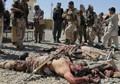 Taliban kill 20 police officers in checkpoint raids in southern Afghanistan