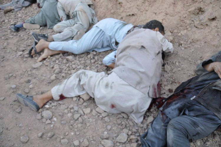 Taliban execute 15 civilians on a highway in Ghor province