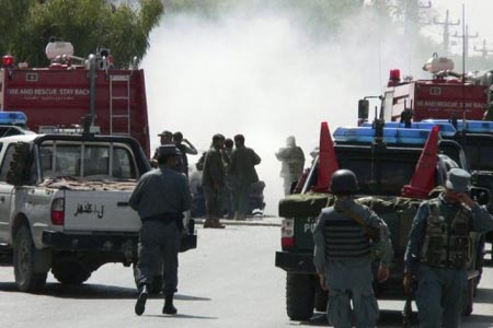 Taliban homemade bombs have killed scores in Afghanistan