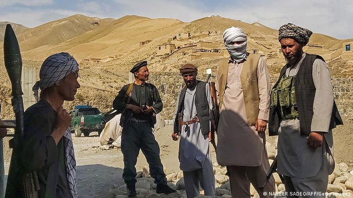 Taliban in northern Takhar province