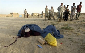 taliban shoot dead two women in ghazni