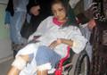 Afghan teenage girl locked up for months in toilet
