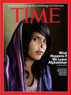 Time Magazine featuring Aisha