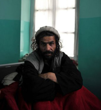 Many men in Afghanistan suffer the same trauma, but remain silent about it
