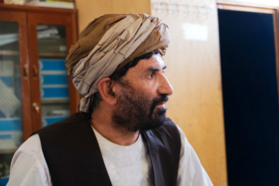 Shamsullah Sarayee, an Alokozay tribal leader from Sangin, says of the civlian casaulties in Afghanistan