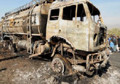 Bomb Leads To Fatal Fire On Tanker Near Kabul