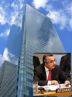 Apartment of Zahir Tanin in Trump World Tower