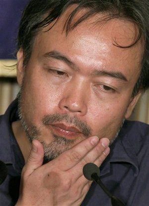 Kosuke Tsuneoka, freed kidnapped journalist in Afghanistan