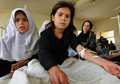 Afghan girls fall ill after apparent gas poisoning