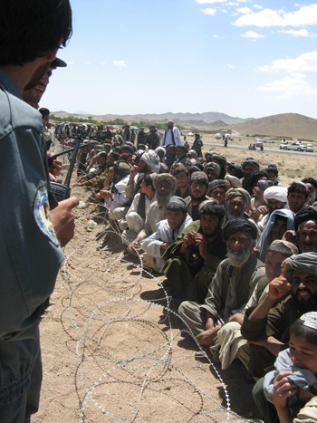 Intensifying insecurity, unemployment and poor economic opportunities in Afghanistan