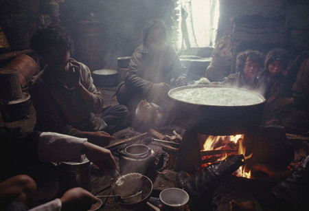 Unventilated cooking in Afghanistan kills millions